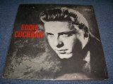 EDDIE COCHRAN - EDDIE COCHRAN ( 2nd ALBUM : VG+++/VG+++) /1960 US ORIGINAL Audition Stamp Promo mono LP