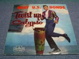 GARY U.S.BONDS - TWIST UP CALYPSO / 1962 MONO US ORIGINAL LP