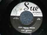 "BOBBY HENDRICKS - ITCHY TWICHY FEELING / 1958 US ORIGINAL 7"" SINGLE"
