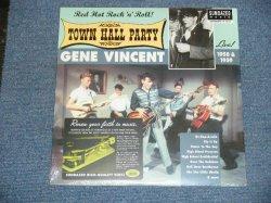 画像1: GENE VINCENT - LIVE AT TOWN HALL PARTY 1958/59 / 2005 US ORIGINAL Brand New Sealed LP Last chance