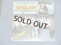 画像1: GENE VINCENT - LIVE AT TOWN HALL PARTY 1958/59 / 2005 US ORIGINAL Sealed LP Last stock