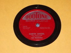 画像1: PENGUINS - HEY SENORITA / EARTH ANGEL / US ORIGINAL 78rpm SP