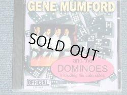 画像1: GENE MUMFORD and The DOMINOES - GENE MUMFORD and The DOMINOES / EU ORIGINALBrand New CD
