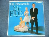 "THE FLEETWOODS - MR.BLUE ( Ex+/VG++ : SKIP ) / 1960 US ORIGINAL ""1ST PRESS 'LIGHT(PALE)  BLUE' LABEL"" Used MONO LP"