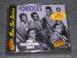 THE ORIOLES - FOR COLLECTORS ONLY / 1992 US SEALED 3CD'S SET