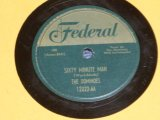 DOMINOES, The - SIXTY MINUTE MAN / US ORIGINAL 78rpm SP