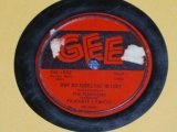 TEENAGERS feat. FRANKIE LYMON - WHY DO FOOLS FALL IN LOVE / US ORIGINAL 78rpm SP