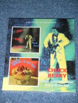 CHUCK BERRY - AFTER SCHOOL SESSION + ...BERRY IS ON TOP ( 2 in 1 + Bonus ) / 2011UK  ORIGINAL Brand New SEALED CD