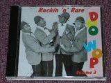 V.A. OMNIBUS - ROCKIN 'n' RARE DOOWOP VOLUME 3/ NEW CD