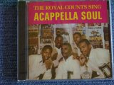 THE ROYAL COUNTS - ACCAPELLA SOUL / 1994? US SEALED NEW CD