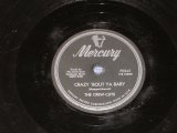 CREW-CUTS - CRAZY 'BOUT YA BABY / US ORIGINAL 78rpm SP