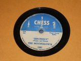 The MOONGLOWS - SINCERLEY / US ORIGINAL 78rpm SP