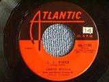 """CHUCK WILLIS - C.C.RIDER / 1957 US ORIGINAL 7""""SINGLE"""