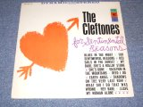 THE CLEFTONES - FOR SENTIMENTAL REASONS / 1961 US AMERICA ORIGINAL Rare! STEREO uSED  LP