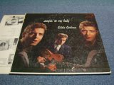 EDDIE COCHRAN - SINGIN' TO MY BABY ( 1st DEBUT ALBUM ) /1960's MONO US 2nd PRESS LABEL LP