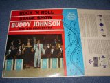 BUDDY JOHNSON AND HIS ORCHESTRA - ROCK 'N ROLL STAGE SHOW / 1959 US ORIGINALMONO LP