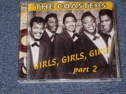 画像1: THE COASTERS -GIRLS, GIRLS, GIRLS PART 2 / 1990s EUROPE BRAND NEW CD