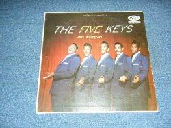 画像1: THE FIVE KEYS - THE FANTASTIC ON STAGE! (Ex/Ex++  EDSP, WOBC, ) / 1957 US AMERICA ORIGINAL Mono Used LP